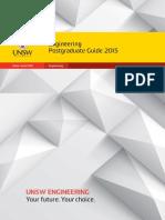 Engineering Postgrad Guide
