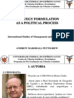 16° Texto - Strategic formulation as a process political.pdf