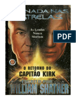 William Shatner -Jornada Nas Estrelas - O Retorno Do Capitao Kirk