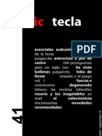 Comic Tecla 41