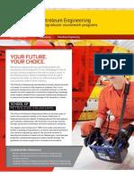 EngineeringPostgrad_PetroleumEngineeringBrochure2015