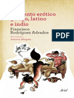 Indice Cuento Erotico Griego Latino e Indio