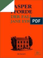 Fforde, Jasper - Der Fall Jane Eyre