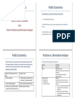 Public Economics Positive and Normative_students