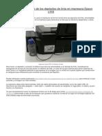Como hacer drenaje de los depósitos de tinta en impresora Epson L355.docx