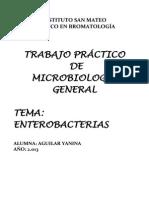 Enter o Bacterias