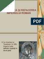 Prabusirea Si Refacerea Imp.rom