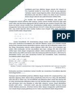 Penetapan Emisi Formaldehida Panel Kayu Dilakukan Dengan Metode WKI