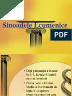 Sinoadele Ecumenice