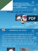 Hidroxido de Sodio (CLASE 7)