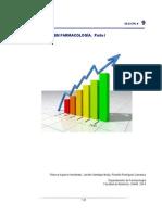 9 La Estadística en Farmacología. Parte I 2014