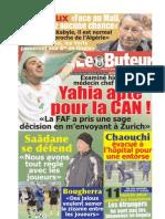 LE BUTEUR PDF du 05/01/2010