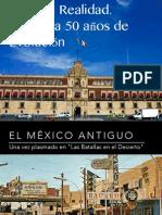 México a 50 Años de Evolución