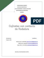 3era Asignacion-Problemas - Cojinetes Con Contacto de Rodadura.