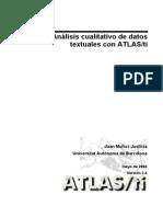 Atlasti Español