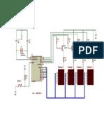 Circuito para multiplexar Displays de 7 segmentos con PIC16F84A
