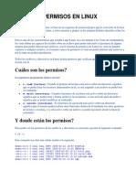 Permisos en Linux - Guia Practica