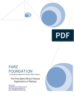 Poverty Alleviation By Farz Foundation