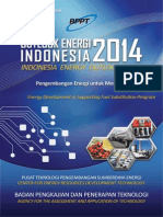 BPPT - Outlook Energi Indonesia 2014