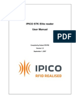 IPICO User Manual