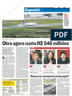 Construçao Aeroporto