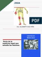 Traumatología Forense Con Figuras