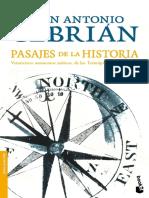 Pasajes de La Historia - Juan Antonio Cebrian