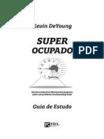 Super Ocupado Guia de Estudo - Kevin DeYoung