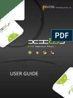 Xios Ds Manual - Ics