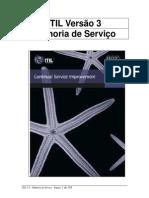 Livro ITIL Melhoria Continuada de Serviço