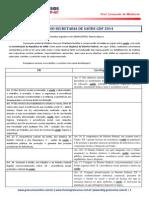 Material Exclusivo GRANCURSOS_Saúde Na CR e Na LODF