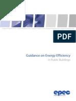 Guidance in Public Buildings
