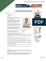 11-10-14 Informativo Entre Todos - Columna Víctor Mendoza