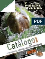 Paradise Seeds Catalogo Espanol