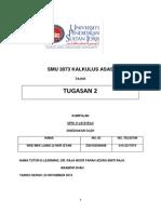 SMU 3073 KALKULUS ASAS TUGASAN 2.pdf