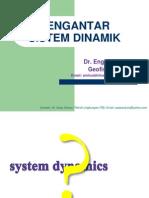 Kapsel Geofisika_Sistem Dinamik