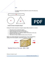 As Mechanics- Newtons Laws and Terminal Velocity