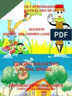 PROYECTO TRABAJEMOS Y APRENDAMOS LAS MATEMATICAS CON EL USO DE LAS TIC..odp