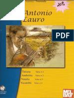 Antonio Lauro - Works Vol 1 Arr.alirio Diaz