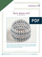 Faerie Queen Cuff-A