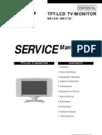 lenovo 9220 hb1 lcd monitor service manual 2 rh scribd com Samsung Computer Monitors CRT Monitor