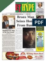 Street Hype Newspaper -November 1-18, 2014