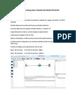Ejercicio Subnetting Clase C Modelo OSI E.D