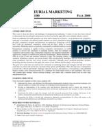 UT Dallas Syllabus for entp6380.501.08f taught by Joseph Picken (jcp016300)