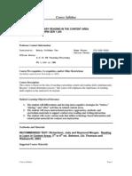 UT Dallas Syllabus for ed4353.581.08u taught by Nancy Van (ncv013000)