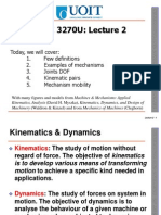 Lecture 02_kinematics Pairs