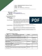 UT Dallas Syllabus for ed4344.581.08u taught by Ingrid Huisman (ibh013000)