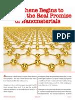 Graphene Real Promise Nanomaterials