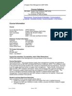 UT Dallas Syllabus for opre6369.5u1.08u taught by Eugene Deluke (gxd052000)