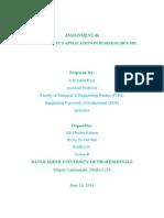 Assignment 6 Id Ev 1405066 Md. Obadur Rahman